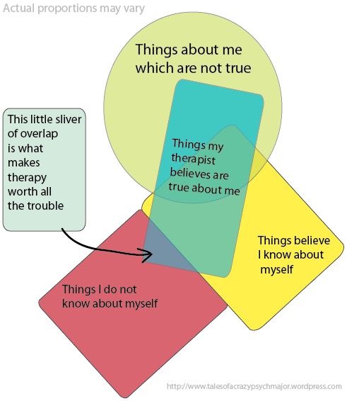 Diagram of therapy